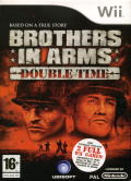 Brothers in Arms: Double Time Wii Front Cover