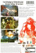 Forgotten Realms: Demon Stone Xbox Back Cover