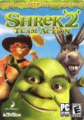 Shrek 2: Team Action Windows Front Cover