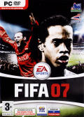 FIFA Soccer 07 Windows Front Cover