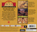 Disney's the Lion King: Simba's Mighty Adventure PlayStation Back Cover