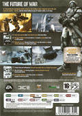 Battlefield 2142 (Deluxe Edition) Windows Back Cover