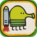 Doodle Jump iPhone Front Cover