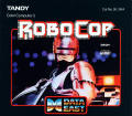 RoboCop TRS-80 CoCo Front Cover