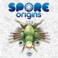 Spore Origins BlackBerry Front Cover