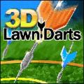 3D Lawn Darts BlackBerry Front Cover