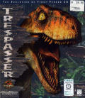 Trespasser: Jurassic Park Windows Front Cover