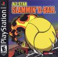 All-Star Slammin' D-Ball PlayStation Front Cover