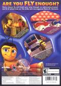 Bee Movie Game Windows Back Cover