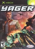Yager Xbox Front Cover