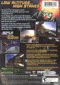 Yager Xbox Back Cover