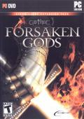 Gothic 3: Forsaken Gods Windows Front Cover