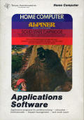 Alpiner TI-99/4A Front Cover