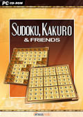 Sudoku, Kakuro & Friends Windows Front Cover