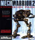 MechWarrior 2: Expansion Pack - Ghost Bear's Legacy DOS Front Cover