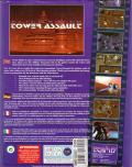 Alien Breed: Tower Assault DOS Back Cover
