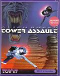 Alien Breed: Tower Assault DOS Front Cover
