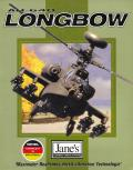 Jane's Combat Simulations: AH-64D Longbow DOS Front Cover