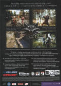 The Witcher Windows Other Game keep case - back cover