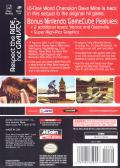 Dave Mirra Freestyle BMX 2 GameCube Back Cover