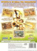 Worms Forts: Under Siege PlayStation 2 Back Cover