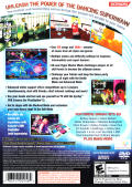 Dance Dance Revolution SuperNOVA2 PlayStation 2 Back Cover