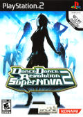 Dance Dance Revolution SuperNOVA2 PlayStation 2 Other Keep Case - Front