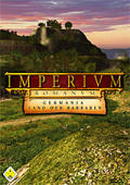 Imperium Romanum: Wilds of Germania Windows Front Cover