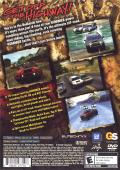 Hummer: Badlands PlayStation 2 Back Cover