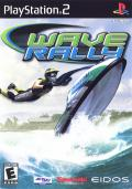 Wave Rally PlayStation 2 Front Cover