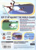 Sunny Garcia Surfing PlayStation 2 Back Cover