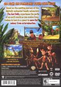 The Ant Bully PlayStation 2 Back Cover