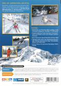 Alpine Ski Racing 2007: Bode Miller vs. Hermann Maier Windows Back Cover