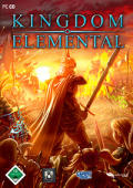 Kingdom Elemental Tactics Windows Front Cover