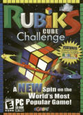 Rubik's Cube Challenge Windows Front Cover