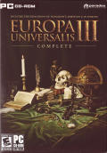 Europa Universalis III: Complete Windows Front Cover