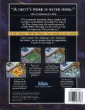 Populous: The Promised Lands DOS Back Cover