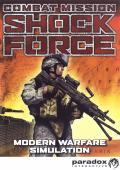 Combat Mission: Shock Force Windows Other Keep Case - Front