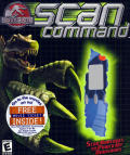 Scan Command: Jurassic Park Windows Front Cover
