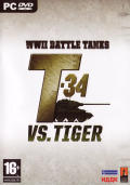 WWII Battle Tanks: T-34 vs. Tiger Windows Front Cover