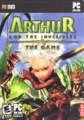Arthur and the Invisibles: The Game Windows Front Cover