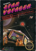 Star Voyager NES Front Cover