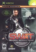 SWAT: Global Strike Team Xbox Front Cover