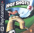 Hot Shots Golf 2 PlayStation Front Cover