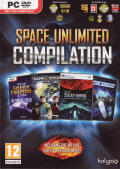 Space Unlimited Compilation Windows Front Cover