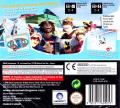 Shaun White Snowboarding Nintendo DS Back Cover