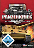 Panzerkrieg: Burning Horizon 2 Windows Front Cover