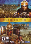 Medieval II: Total War (Gold Edition) Windows Front Cover