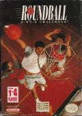 Roundball: 2-On-2 Challenge NES Front Cover