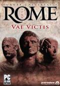 Europa Universalis: Rome - Vae Victis Windows Front Cover